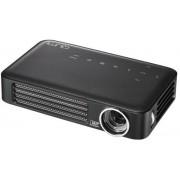 Videoproiector Vivitek QUMI Q6, 800 lumeni, 1280 x 800, 30000:1, HDMI (Gri)
