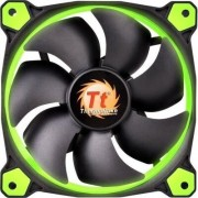 Вентилатор Thermaltake Riing 120x120x25, 12v, 1500 RPM, LED GREEN