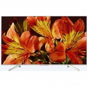 """Sony KD-55XF8577 55"""" 4K HDR Ultra HD Smart Television - Silver"""