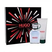 HUGO BOSS Hugo Man confezione regalo eau de toilette 75 ml + doccia gel 100 ml uomo