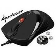 Sharkoon FireGlider r Gaming Laser Mouse-Black