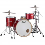 Pearl Masters Maple Complete MCT943XEP/C Inferno Red Sp.