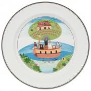 Villeroy & Boch Design Naif assiette plate arche de Noé