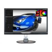 "Philips P-line 288P6LJEB - LED-monitor - 28"" - 3840 x 2160 4K - 300 cd/m² - 1000:1 - 5 ms"