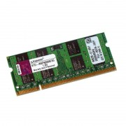 2Go RAM PC Portable SODIMM KINGSTON KTD-INSP6000B-2G DDR2 PC2-5300S 667MHz CL5