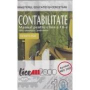 Contabilitate Cls 10 - Violeta Isai