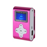 Mp3 player cu functie reportofon roz