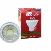 Bec Cob LED 5W Alb Rece GU10 220V TKO