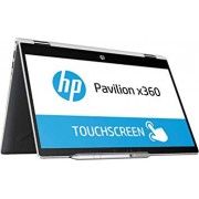 "HP Pavilion x360 2019 Flagship 14"" HD Touchscreen 2-in-1 Business Laptop/Tablet, Intel Dual-Core i3-8130U up to 3.4GHz 8GB DDR4 512GB SSD USB 3.1 Type-C Bluetooth 4.2 802.11ac Stylus Pen Win 10"
