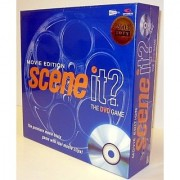 Scene It ? The DVD Game Movie Edition
