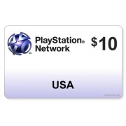 Sony PSN Card $10 - PlayStation Network nur US-Store