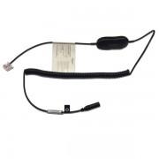 Jabra Cable para Jabra EVOLVE 30 II Adaptador RJ9 / Jack 3,5 mm cable 2M - Comprar Accesorios para auriculares baratos
