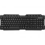 Клавиатура Defender Element HB-195 Black 45195
