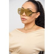 JFR Gold Digger Reflective Sunglasses