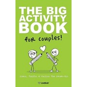 The Big Activity Book for Gay Couples, Paperback/Lovebook