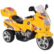 Moto a bateria infantil MRS toys SG-8090184-Amarilla