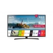 Televizor LED Smart LG 43UJ635V, 108 cm, 4K UHD, Negru