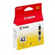 CANON CLI-42 Y Yellow InkJet Cartridge (BS6387B001AA)