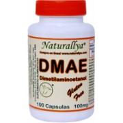 DMAE - Dimetilaminoetanol 100mg c/100 capsulas