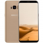 Samsung Galaxy S8 Plus Dual Sim 64GB - Maple Gold