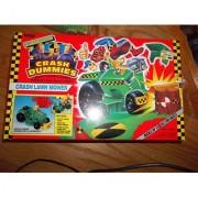 Crash Dummies Crash Lawn Mower Mib