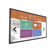 PHILIPS 55 MULTI TOUCH ANDROID DISPLAY, 10 TOUCH POINTS
