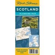 Rick Steves Scotland Planning Map: Including Edinburgh & Glasgow City Maps/Rick Steves