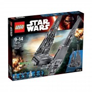 Lego Star Wars Kylo Ren`s Command Shuttle 75104