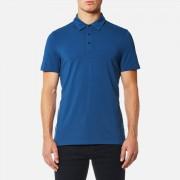 Michael Kors Men's Bryant Performance Polo Shirt - Marine Blue - XL - Blue