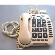 Geemarc CL 100 Téléphone amplifié à grosses touches