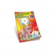CARTE DE COLORAT SI ACTIVITATI A4 - ANIMALE SALBATICE - CCA-A4-02