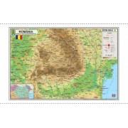 Harta Romania Format 50 x 70 cm