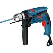 Maşină de găurit cu percuţie Bosch Professional GSB 13 RE, 600 W, 2800 rpm, Albastru, 0601217100