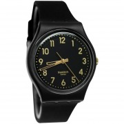 Reloj Swatch GB274 - Golden Tac - Negro
