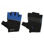 CRIVIT® Heren fietshandschoenen (8,5, Zwart/blauw)