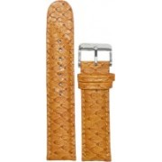 Kolet Textured RHP22T 22 mm Leather Watch Strap(Tan)