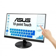 "Monitor IPS, ASUS 21.5"", VT229H, Touch, 5ms, 100Mln:1, HDMI, Speakers, FullHD"