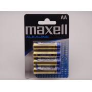 Maxell LR6 AA baterie alcalina 1,5V MN1500