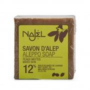 Sapun de Alep Najel 12% ulei de dafin 170g