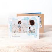 smartphoto Fotobok stor liggande med hårt omslag - Linne