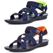 Shoetoez mens casual sandal(ST-A2-GR ST-A2-OR)