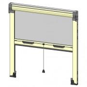 Rogiam Zanzariera verticale Brico in kit (kitvert)