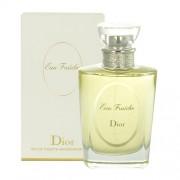 Christian Dior Eau Fraiche 100Ml Per Donna (Eau De Toilette)