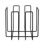 Стойка / поставка за вестници и списания Blomus Wires - черен цвят