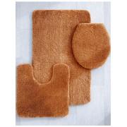 Kleine Wolke Hänge-WC-Vorlage ca. 55x65cm Kleine Wolke orange Wohnen orange