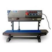 Socepi Termosaldatrici rotative con stampa a caldo modello verticale, versione Inox + stampa