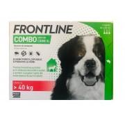 Frontline Combo caini peste 40 kg (XL) - 3 pipete