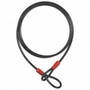 ABUS - Kabelschloss Cobra - Fietsslot maat 1 x 200 cm zwart