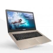 "Лаптоп Asus VivoBook N580GD-E4155 (90NB0HX1-M07870)(златист), шестядрен Coffee Lake Intel Core i7-8750H 2.2/4.1 GHz, 15.6"" (39.62 cm) Full HD Anti-Glare Display & GF GTX1050 4GB, (HDMI), 8GB DDR4, 1TB HDD & 256GB SSD, 1x USB 3.1 Type C, ENDLESS OS"