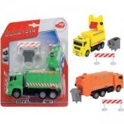 Дики - Боклукчийски камион, Simba Dickie, налични 3 цвята, 042052